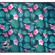 Xtrfy GP1 Grayhound Tropical Edition Large-Sized Gaming Mousepad