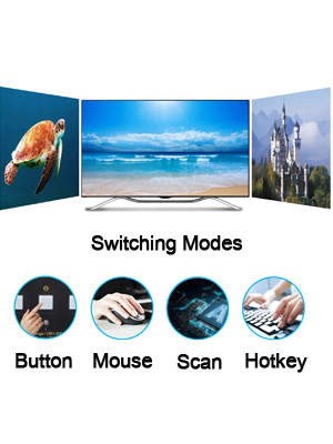 Switching Modes