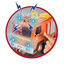 Sam pompiere, FMS, Pontypandy, auto dei pompieri, Jupiter, luce blu