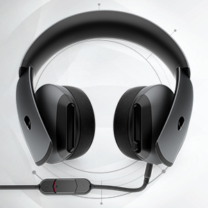 dell, headset, phone