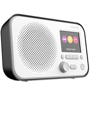 Pure Radio digital Elan E3 puro (DAB/DAB+ digital y FM con ...