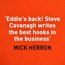 FIFTY FIFTY, Steve Cavanagh, thriller, legal, Eddie Flynn, Thirteen, NYPD, Twisted