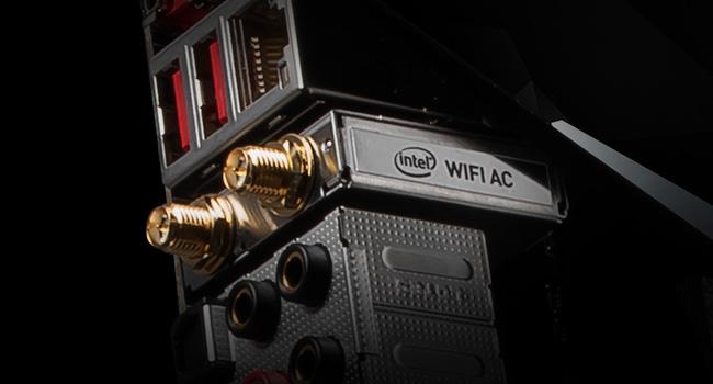 Intel Wi-Fi 1.73G