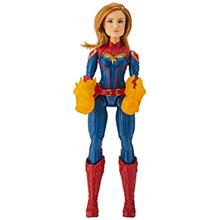 Marvel Captain Marvel Doll