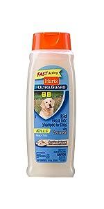 Hartz Ultra Guard Rid Flea and Tick Shampoo for Dogs