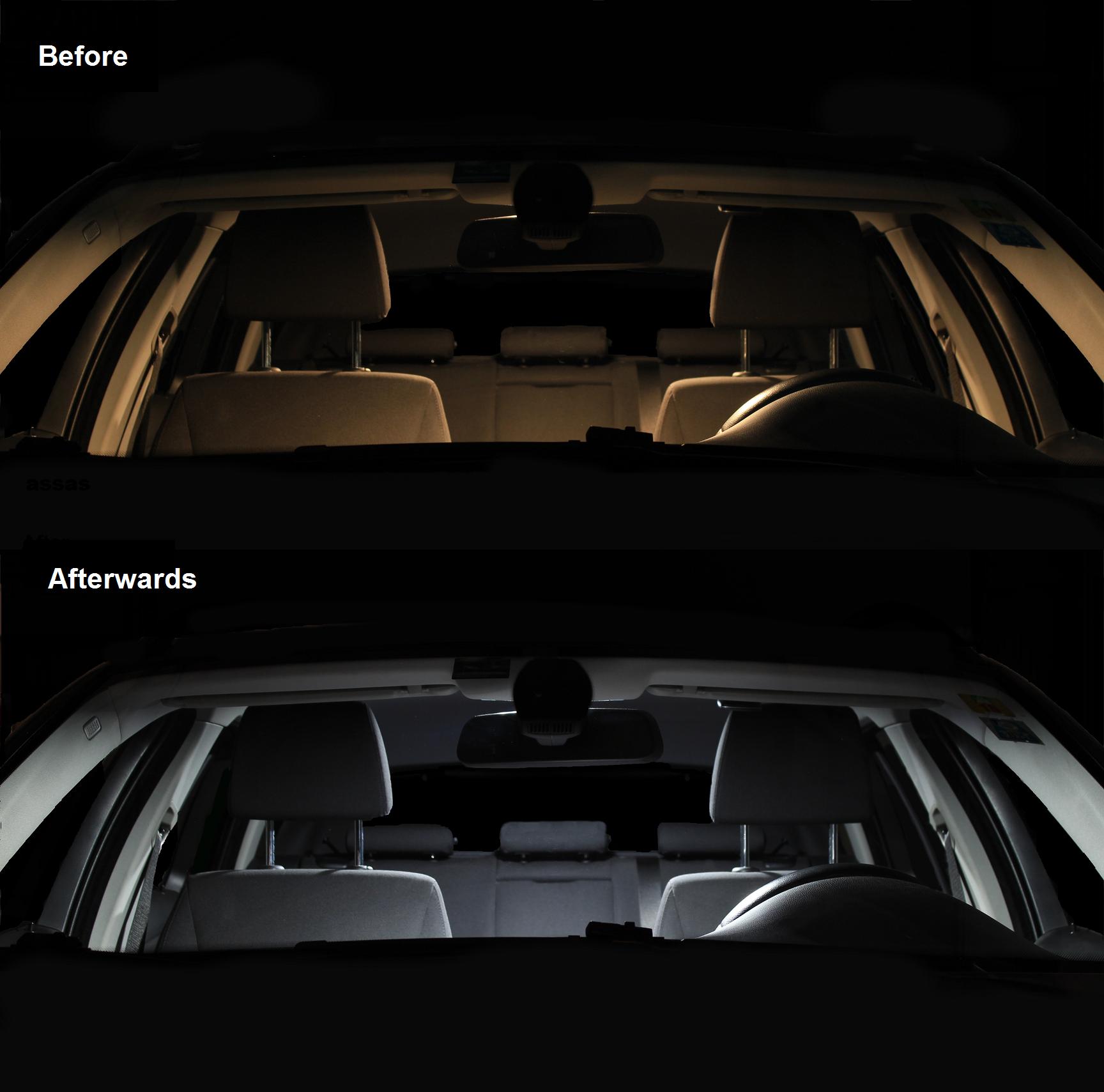 osram led premium retrofit led w5w interior lighting 2850cw 02b cool white 12 v. Black Bedroom Furniture Sets. Home Design Ideas