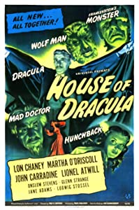 House of Dracula, Classic Monsters, Legacy, Bela Lugosi, Hollywood Horror, box set, collections