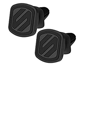 Scosche Magnetic Vent Phone Holder for Vehicles, (Pack of 2)