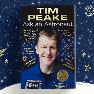 ask an astronaut my guide to life in space by tim peake - photo #17