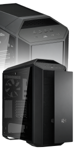 Amazon.com: Cooler Master MasterCase MC500 Mid-Tower ATX ...