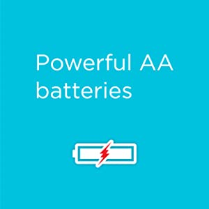 Powerful AA Batteries