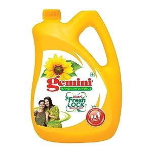 Gemini Sunflower 5 Litre Jar