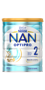 NAN,OPTIPRO,NESTLE,INFNAT FORMULA,BABY POWDER,MILK POWDER,BABY MILK POWDER,6 MONTH,INFANT,BABY,FOOD