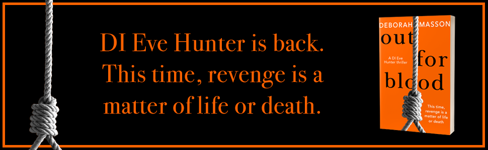 DI Eve Hunter is back