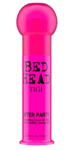 tigi bed head bedhead after party smoothing cream flyaways frizzy anti frizz humidity soft smooth