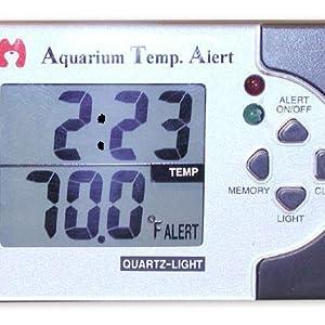 fish tank thermometer