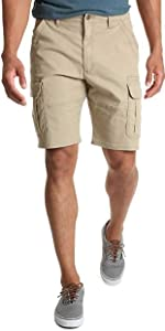 Wrangler Authentics Classic Stretch Cargo Short