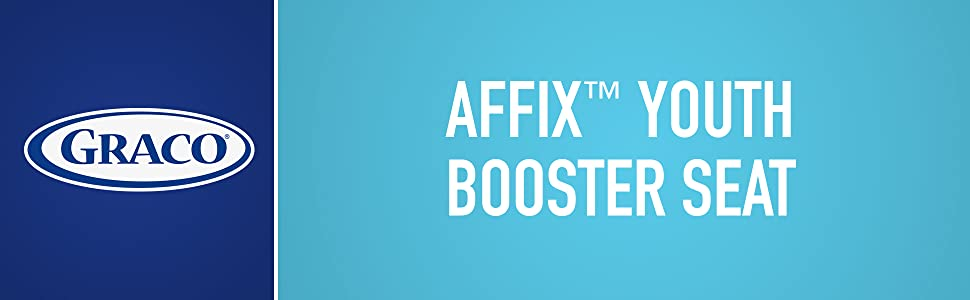 Affix Youth Booster Seat