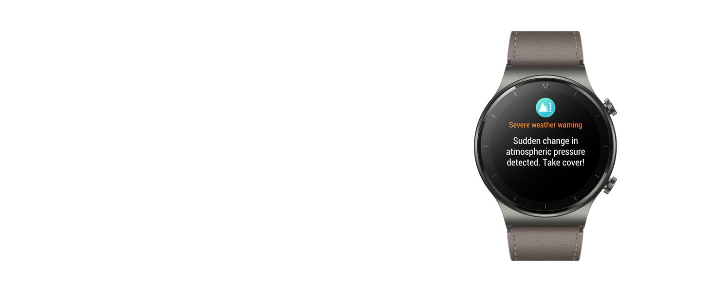 HUAWEI Watch GT 2 Pro + FreeBuds 3i - Smartwatch con