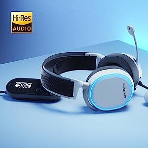 Amazon com: SteelSeries Arctis Pro + GameDAC Gaming Headset