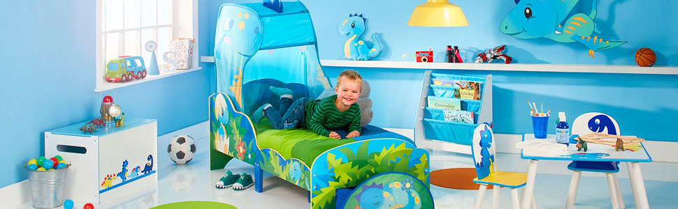 Dinosaur Toddler Bed Collection