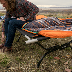 Teton Sports Outfitter Xxl Camping Cot With Patented Pivot Arm Folding Cot Great For Car Camping 85 X 40 X 19 Black Amazon Sg Sports Fitness Outdoors