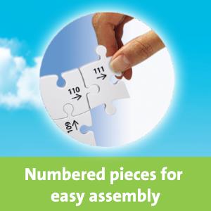 3D Jigsaw Puzzles, 3D Puzzle Balls, 3D Globe Puzzles, Ravensburger puzzles