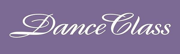 Dance class, dance shoes