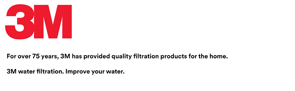 3m undersink water filter