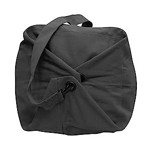 70c4ea9c3e Amazon.com  Stansport Deluxe Duffel Bag with Shoulder Strap  Sports ...
