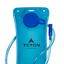 BPA free hydration bladder included; Easy to clean bladder; kink-free sip tube; cushioned bite valve