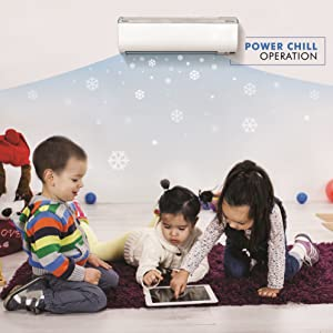 Power Chill Operation