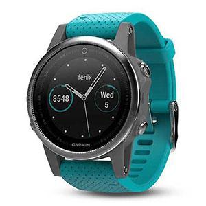 fenix 5S turquoise