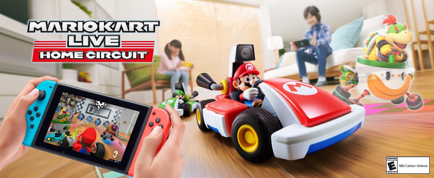 Mario Kart: Live Home Circuit