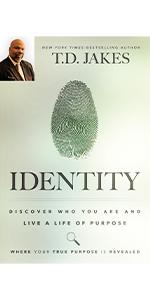 identity t.d. jakes