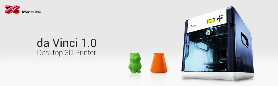 da Vinci 1.0 3D Printer - 7.8