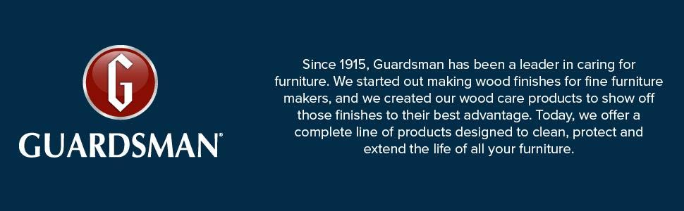 guardsman furniture care, wood care, wood polish, wood cleaner