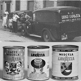 Lavazza History