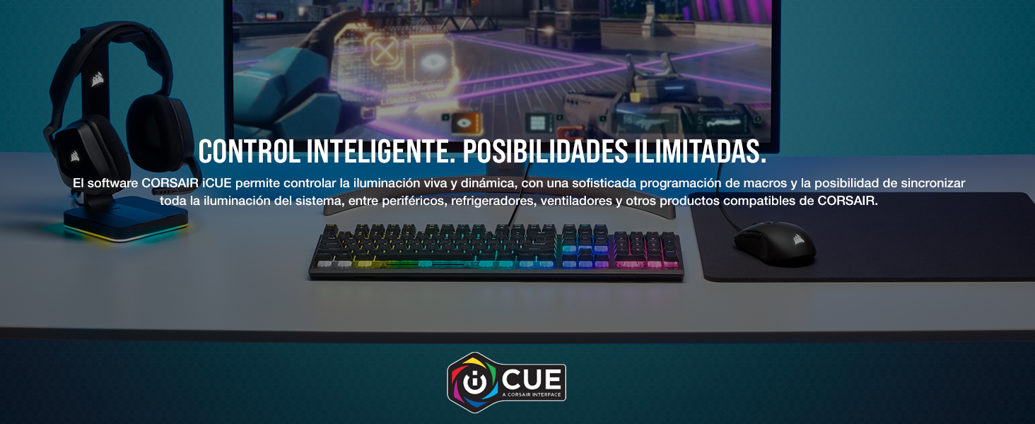 Corsair K60 RGB PRO Teclado Mecánico para Juegos ...