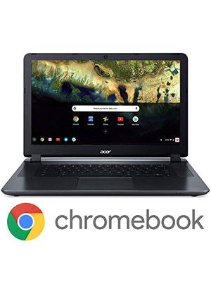 "Acer Chromebook 15 Amazon Choice Treasure Truck Celeron 15"" Google ASUS HP Dell Samsung Lenovo"
