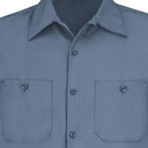 wrinkle-free shirt, sc30 red kap shirt, sp10 shirt, long sleeve shirt for work