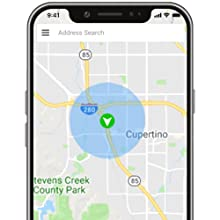 MOTOsafety GPS Tracker for Teens Find My Car Location