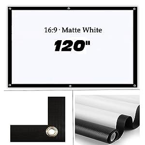 Tela de proyección Lux-Screen Formato 120