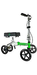 KneeRover GO - compact knee scooter