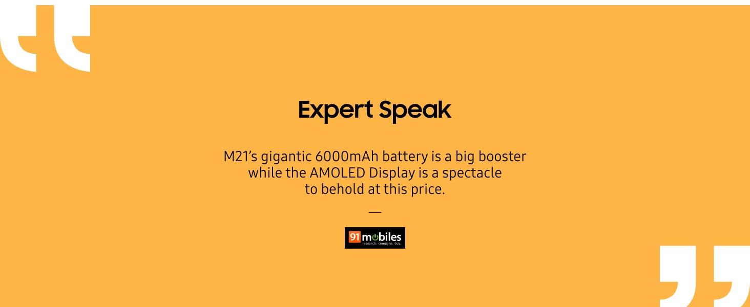 Expert Speak