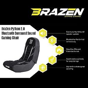 Python chair