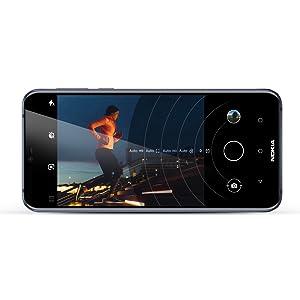 Nokia 7.1 Camera Pro Mode