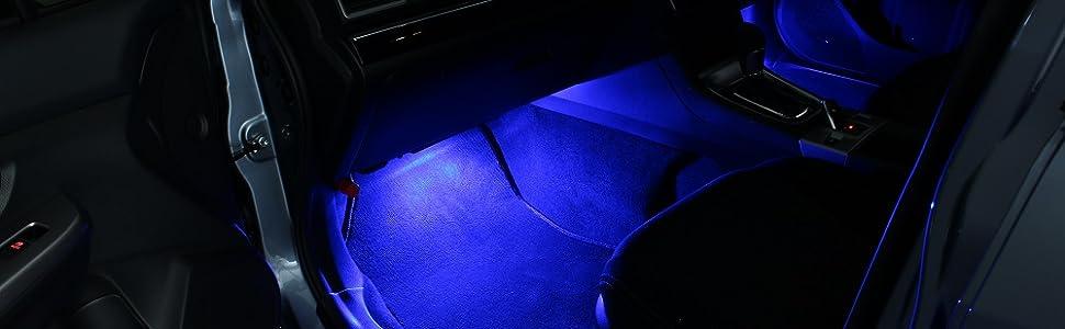LEDフットライトキット