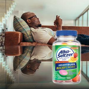 Alka-Seltzer Extra Strength Heartburn Relief Chews