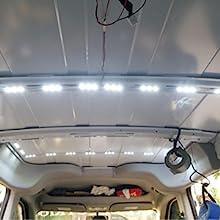 Nilight Interior Lighting Kit